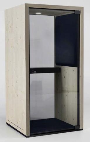 Lohko Phone Booth Image